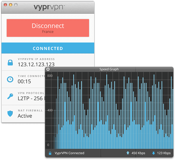 VyprVPN Mac app