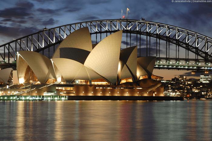 Syndey Opera House