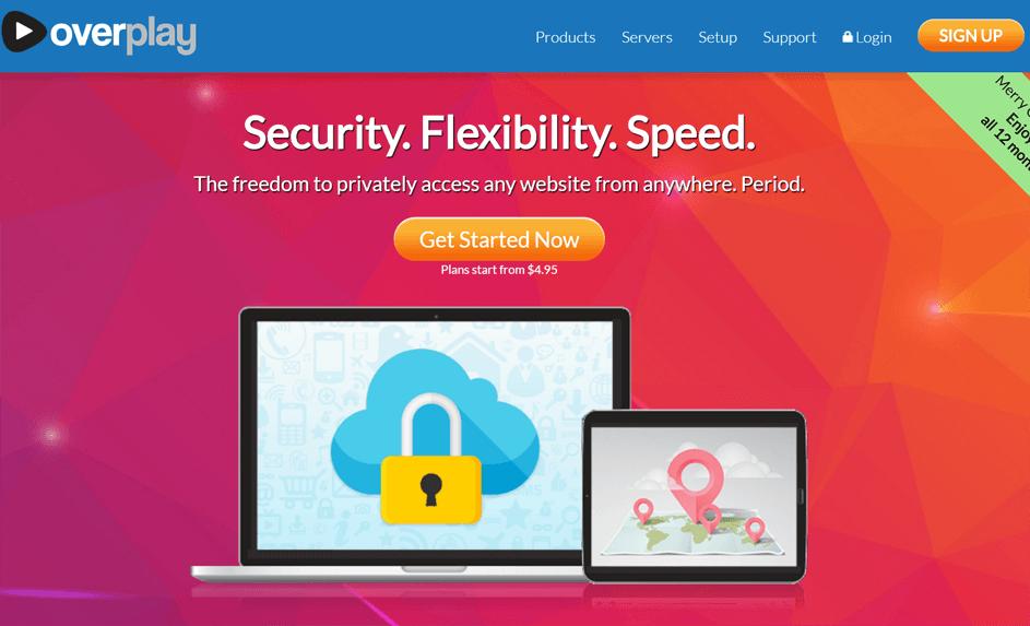 Overplay Website