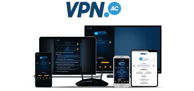 VPNac devices
