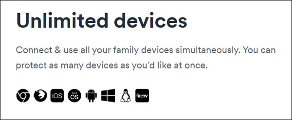 Surfshark device limit